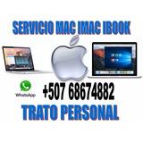 Servicio Soporte Y Mantenimiento Mac Imac Ibook Apple