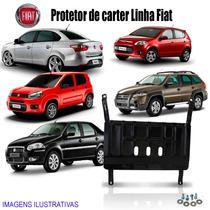 Protetor Carter Fiat Palio Siena Strada Idea Uno Weekend