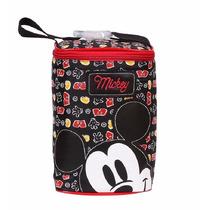 Porta Mamadeira Frasqueira Térmica Menino Mickey Disney Baby