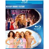 Blu-ray Sex And The City 1 & 2 / Incluye 2 Films