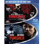 Blu-ray The Punisher + Punisher War Zone / Incluye 2 Films
