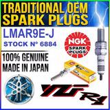 Bujia Ngk Japón Yamaha Yzf 1000 R1 2009 - 2013 Ryd