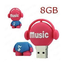 Pen Drive Music 8gb Usb 2.0