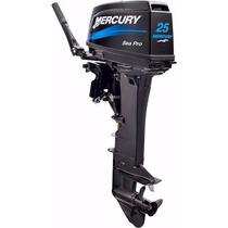 Motor De Popa Mercury 25-30 Hp Seapro 2t. 3 Anos De Garantia