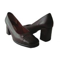 Zapatos Para Dama - Cuero - Colombianos - Talla 36