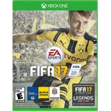 Juego Deportes Futbol Fifa 17 Xbox One Ibushak Gaming
