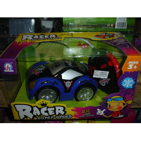Carro A Control Remoto Racer Super Speed