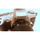 Equipo Fotográfico Canon Camara Eos 500 Analogica