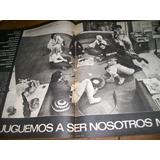 La Nacion Revista- Perla Caron - Edda Diaz - Violeta Rivas