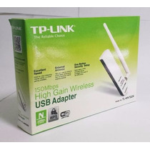 Adaptador Wireless Usb 150mbps Tp-link Wn 722n