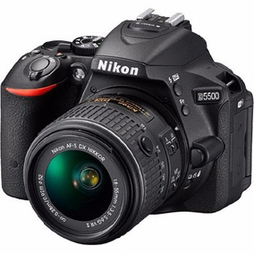 Nikon D5500 Kit 18-55 24mp Wifi Reflex Full Hd Nueva Camara