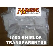 1.000 Sleeves Shields Magic The Gathering Mtg Protetores