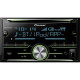 Autoestereo Doble Din Fh-x731bt Bluetooth Mixtrax Usb Mp3