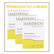 Kit Imedeen - Time Perfection C/ 180 - 3 Meses