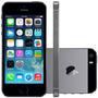 Apple / Iphone 5 16gb Preto/chumbo (desbloqueado De Fabrica)