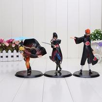 Action Figure Brinquedos Do Naruto Sasuke Pain Akatsuki Novo