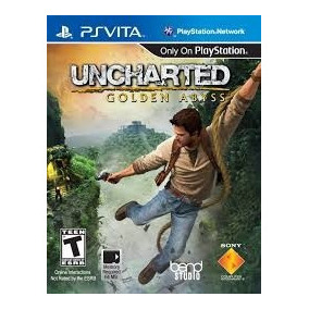 Ps Vita -- Uncharted: Golden Abyss