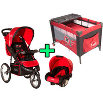 Coche, Huevito Kiddy C40 Run Ruedas Inflables + Practicuna