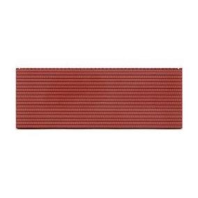 Telhado De Ceramica - 10 Unidades - Miniatura Escala Ho 1/87
