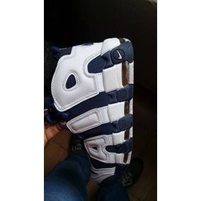 Tenis Nike Uptempo Much Pippen Olimpicos Nuevos