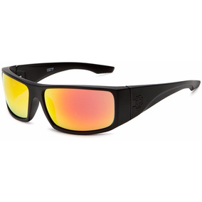 Lentes Spy Cooper Xl Matte Black Grey Red Spectra