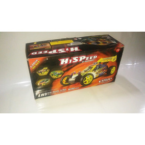 Hsp Rc Car 1/10 2.4ghz 2speed Nitro 4wd Off-road Buggy