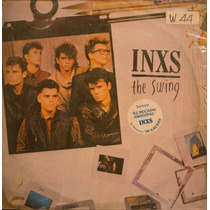 Inxs - The Swing - Vinilo Arg - Primera Edición