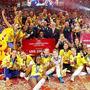 Grand Prix De Volei 2016 - Finais - 6 Jogos