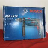 Taladro Bosch Gsb 13 Re 1/2 Pulg