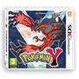 Pokemon Y Nintendo 3ds Sellados Español Factura A/b !