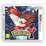 Pokemon Y Nintendo 3ds Sellados Español