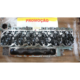 Cabeçote Completo Vw Constellation 24250 Ano 2010 Estado Okm