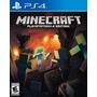 Minecraft Ps4 Playstation 4, Fisico, Original, Somos Tienda
