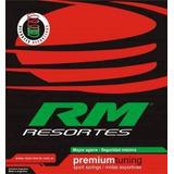 Kit 4 Espirales Resortes Rm Vw Golf 96/98(traseros Gnc)