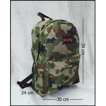 Mochila Camuflada Vtas Por Mayor Y Menor Direct Fabrica
