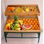 Expositor Frutas, Legumes, Sacolão, Mercado -hortifruti
