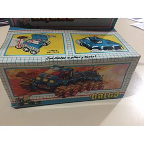 Galgo Multirruedas 12 X12 Caja Cerrada Años 80 Jretro