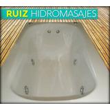 Hidromasaje Ruiz 120 X 070 6 Jets Oferta !!!