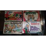 Revistas Gran Lote Hijitus Larguirucho Tarzan Bucaneros Clem