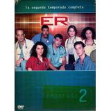 E. R. ( Temporada 2 Completa ) 7 Dvds Originales