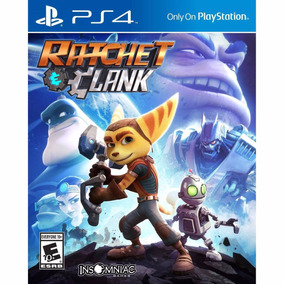 Ratchet & Clank Jogo Playstation 4 Midia Fisica