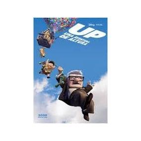 Poster Afiche Cine / Up Disney Pixar Una Aventura De Altura