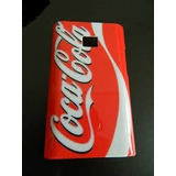 Capa Case Celular Lg L3 E400f Coca-cola