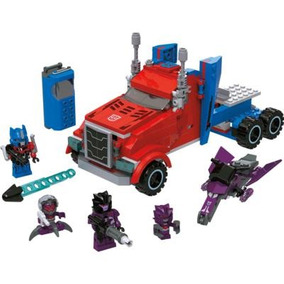 Kreo Transformers Robots In Disguise Optimus Prime Cacador D
