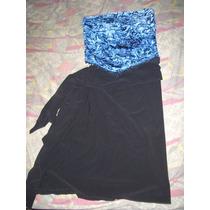 Conjunto De Falda Para Damas Casual Vestir - Usado