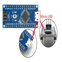 Arduino Nano 3.0 Nueva Versión Micro Usb