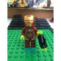 Iron Man Arma Marvel Avenger Compatible Lego