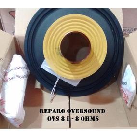 Reparo Alto-falante Oversound Ovs-8l - Ohms