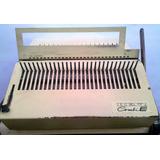 Espiraladora Encuadernadora Anilladora Renz Combi E Electric