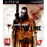 Spec Ops The Line - Ps3 - Código Psn - Midia Digital